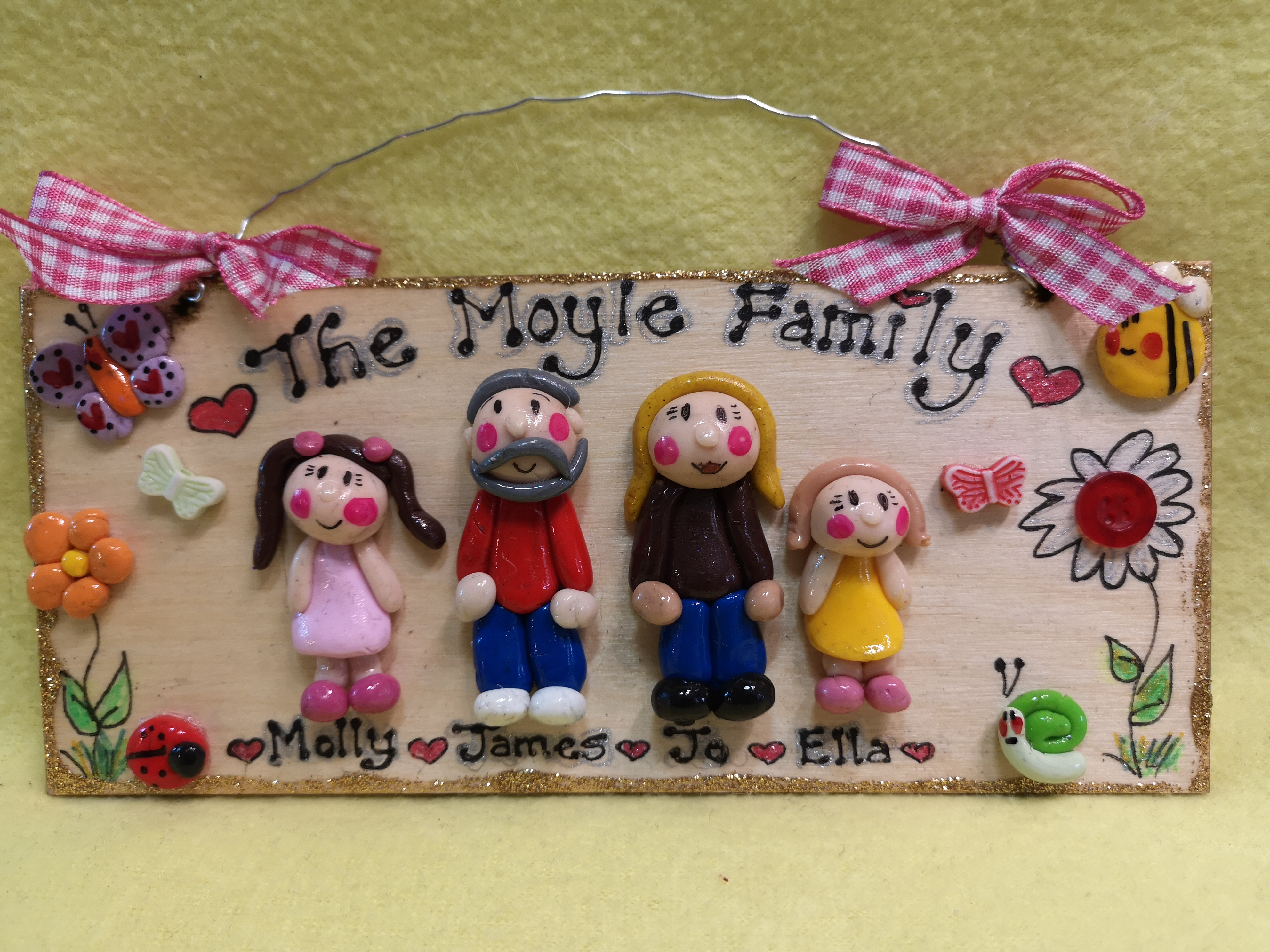 3d Family Signs